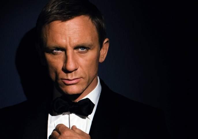 Daniel Craig once again in James Bond's role | जेम्स बॉन्डच्या भूमिकेत पुन्हा एकदा डॅनिएल क्रेगच