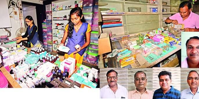 Boodali billions of drugs in Mayapur | महापुरात बुडाली कोट्यवधींची औषधे -: १४३ विक्रेत्यांना फटका