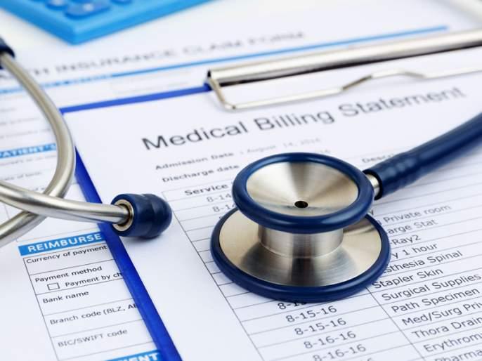 810 crore Mediclaim of Corona patients in one month | एका महिन्यांत कोरोना रुग्णांचे ८१० कोटींचे मेडिक्लेम