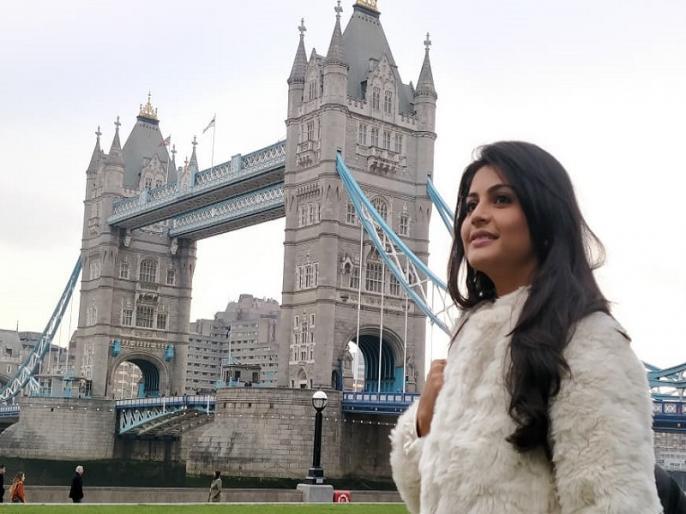 Megha Chakraborty meets doctors in London to understand the nuances of her character | 'या' कारणासाठी मेघानाने घेतली लंडनमधील डॉक्टरांची भेट