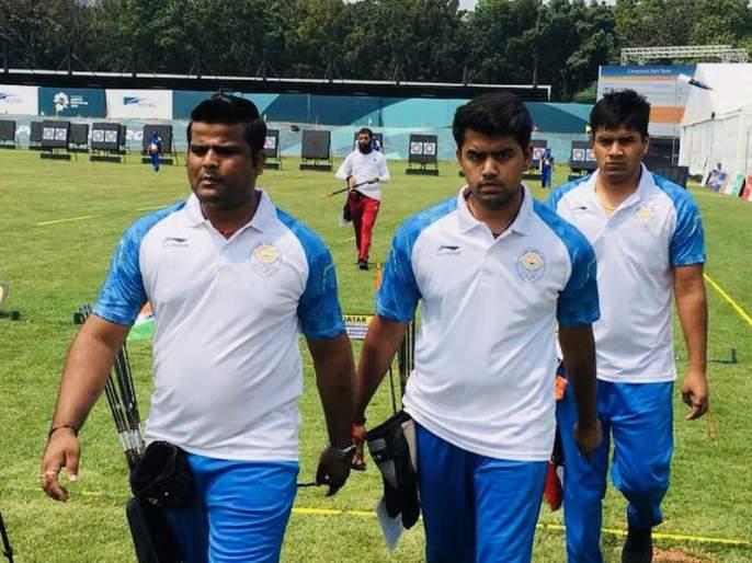 Asian Games 2018 Archery Final Highlights: Indian men teams settle for silver medal | Asian Games 2018: भारतीय पुरुष तिरंदाजांना सुवर्णपदकाची हुलकावणी