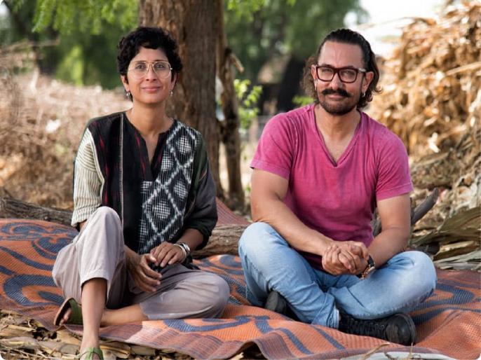 Admirable! Aamir Khan's 'Pani Foundation' grows forests on barren land; Shared video | कौतुकास्पद! आमिर खानच्या 'पानी फाउंडेशन'ने नापीक जमिनीवर उगवले जंगल; शेअर केला व्हिडीओ