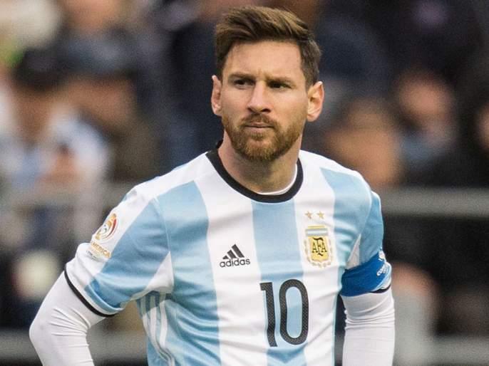 Messi hatrick, golden boot | मेस्सीची हॅट्ट्रिक, गोल्डन बूट