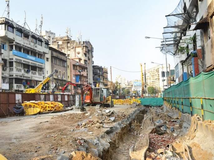 Power supply disrupted due to metro work? | मेट्रो कामामुळे वीजपुरवठा होणार खंडित?