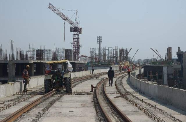 RDSO will examine the passenger route of the metro on Thursday | आरडीएसओ गुरुवारी करणार मेट्रोच्या प्रवासी मार्गाचे परीक्षण