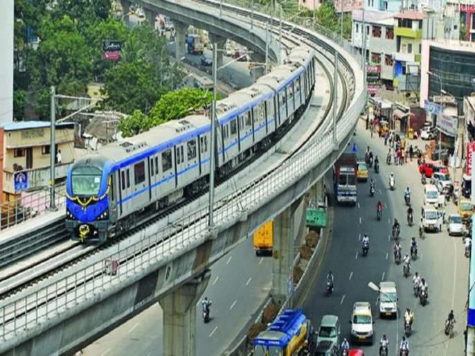 There is nothing new in metro and smart city in budget | मेट्रो, स्मार्ट सिटीसाठी अंदाजपत्रकात नव्याने काहीच नाही