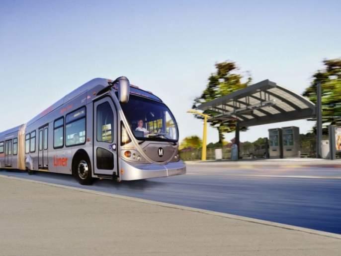 Metro bus service will start, in the country's first project Nashik | मेट्रो बससेवा सुरू होणार, देशातील पहिला प्रकल्प नाशिकमध्ये उभारणार