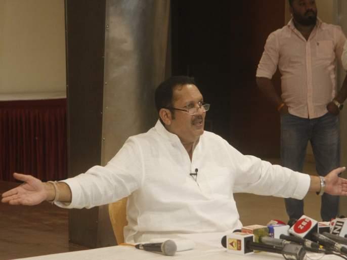 shivaji maharaj never created property for themselves ; udyanraje criticize shiv sena   शिवाजी महाराजांनी स्वतःचं घर भरलं नाही ; 'प्रॉपर्टी'वरून उदयनराजेंनी सोडला बाण