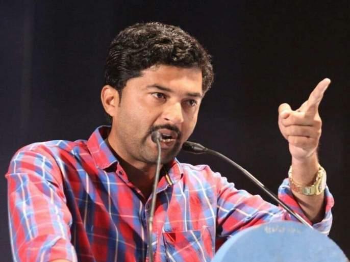 NCP leader Mehboob Shaikh criticizes BJP | 'नेत्यांचे तळवे चाटण्याची गोयलांनी मर्यादा ओलांडली': मेहबूब शेख