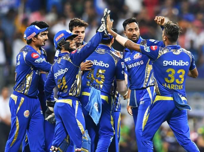 IPL 2019 CSK vs MI : दुनिया हिला दी; मुंबईचा चेन्नईवर 46 धावांनी विजय | IPL 2019 CSK vs MI : दुनिया हिला दी; मुंबईचा चेन्नईवर 46 धावांनी विजय