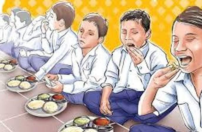 Mid day meal; Distribution sorghum not implimented | पोषण आहारातील ज्वारी, नाचणीचे पदार्थ कागदावरच!