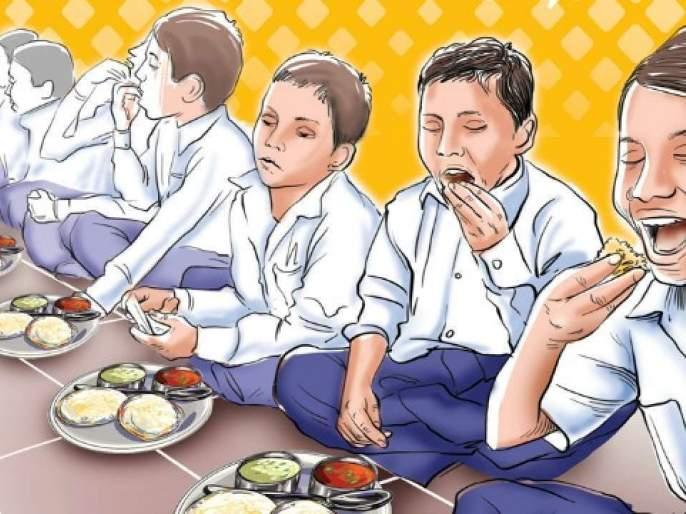 School children deprived of sorghum, millet and dancing!   शालेय विद्यार्थी ज्वारी, बाजरी व नाचणीपासून वंचित!