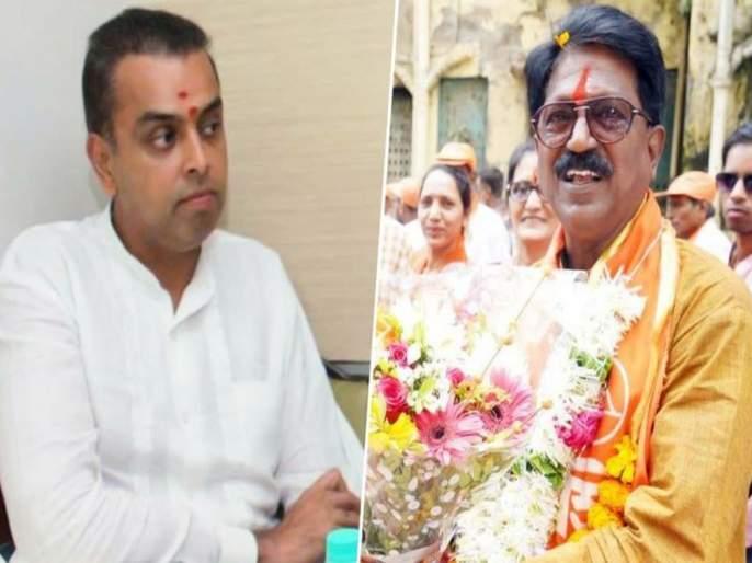 Round-the-clock rhetoric in South Mumbai | दक्षिण मुंबईत उमेदवारांमध्ये रंगू लागल्या आरोप-प्रत्यारोपांच्या फेऱ्या