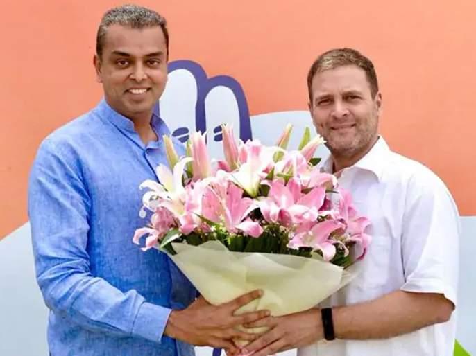 Sachin Pilot and Jyotiraditya Scindia can provide strength to congress; says milind deora | 'या' दोघांमध्ये काँग्रेस अध्यक्ष होण्याची 'पॉवर'; मिलिंद देवरांची 'मन की बात'