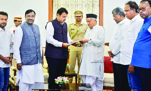 Caretaker Maharashtra! | काळजीवाहू महाराष्ट्र!