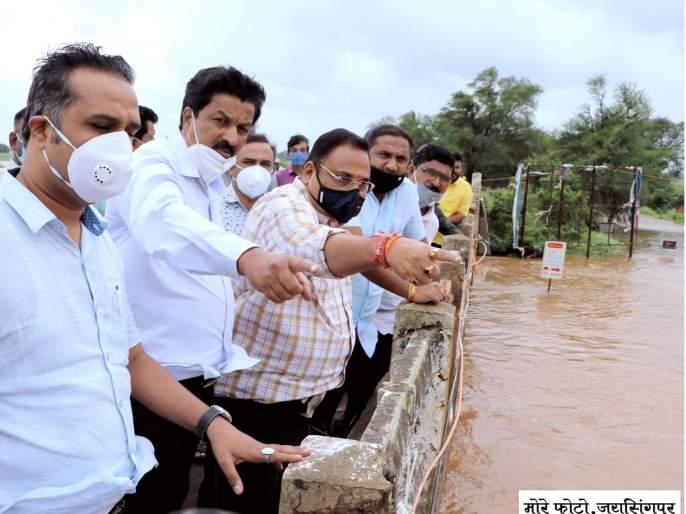 Coordination between Maharashtra and Karnataka regarding Mahapura   महापुराबाबत महाराष्ट्र, कर्नाटक दोन्ही राज्यांमध्ये समन्वय