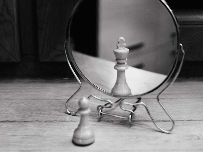 Your personality determines your personality .. | स्वप्रतिमाच ठरवते तुमचं व्यक्तिमत्त्व..