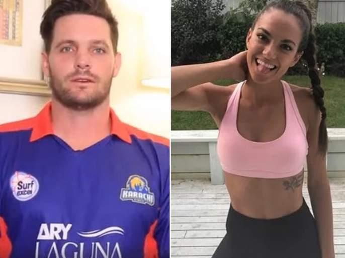 Mumbai Indians Mitchell McClenaghan's wife leaves funny note for him svg | Corona Virus: मुंबई इंडियन्सचा खेळाडू घरी परतला, पण पत्नीच्या 'त्या' मॅसेजेसनं उडवली झोप!