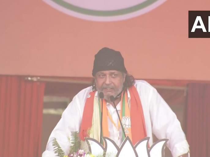 Mithun Chakraborty was originally a Naxalite has no influence among people now TMCs Saugata Roy | मिथुन चक्रवर्ती मूळ नक्षलवादी होते, आता त्यांचा प्रभाव कमी झालाय; तृणमूल काँग्रेसच्या खासदाराची टीका
