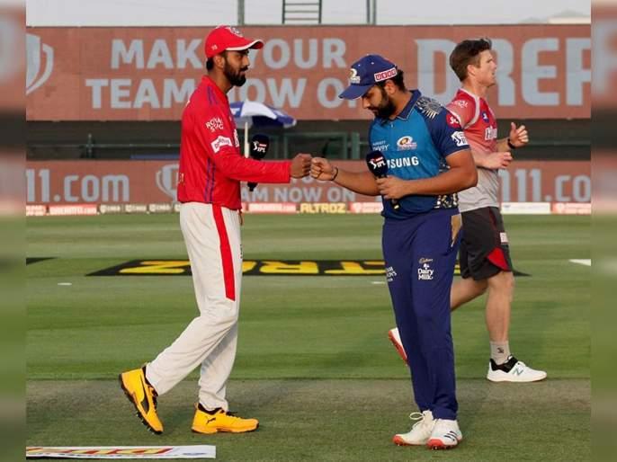 MI vs KXIP Live Score Mumbai Indians vs Kings XI Punjab IPL 2020 Live Score and Match updates | MI vs KXIP : मयांक अग्रवालची डाईव्ह ठरली निर्णायक, किंग्स इलेव्हन पंजाबने मारली बाजी