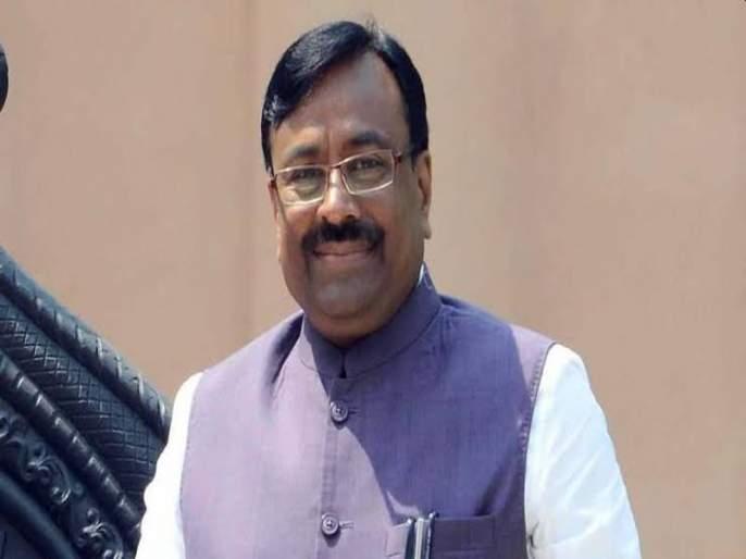 The question of the Ram temple in Ayodhya was solved; BJP-Shiv Sena too will be leaving soon: Sudhir Mungantiwar | राम मंदिराचा प्रश्न सुटला; भाजपा- शिवसेनेचाही लवकरच सुटेल: सुधीर मुनगंटीवार
