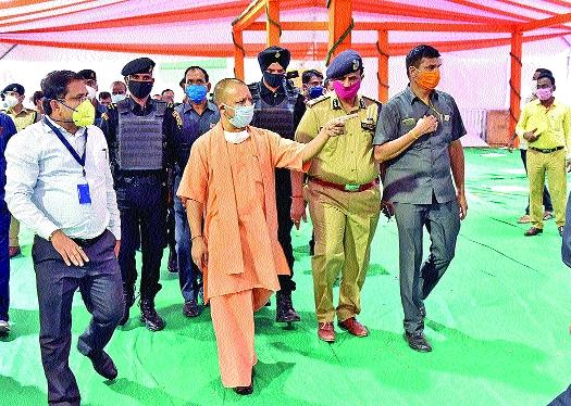Ministers, BJP leaders are not even invited to Bhumi Pujan | मंत्री, भाजपच्या नेत्यांनाही भूमिपूजनाचे निमंत्रण नाहीच