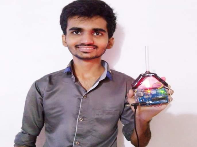 Coronavirus : Engineering students make ventilators for just 250 rupees vrd | Coronavirus : मेड इन मुंबई! अभियांत्रिकी शाखेच्या विद्यार्थ्याने अवघ्या २५० रुपयांत तयार केले व्हेंटिलेटर