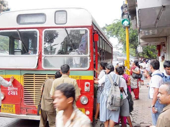 Do not turn off the best bus to school students; Demand for mla Sunil Prabhu   शाळेच्या विद्यार्थ्यांची बेस्ट बस बंद करू नका;सुनील प्रभू यांची मागणी