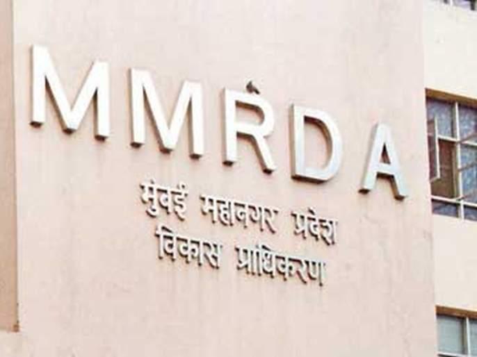 MMRDA's Rs 2,300 crore 'landdown'   एमएमआरडीएचे २३०० कोटी रुपये'लाँकडाऊन'