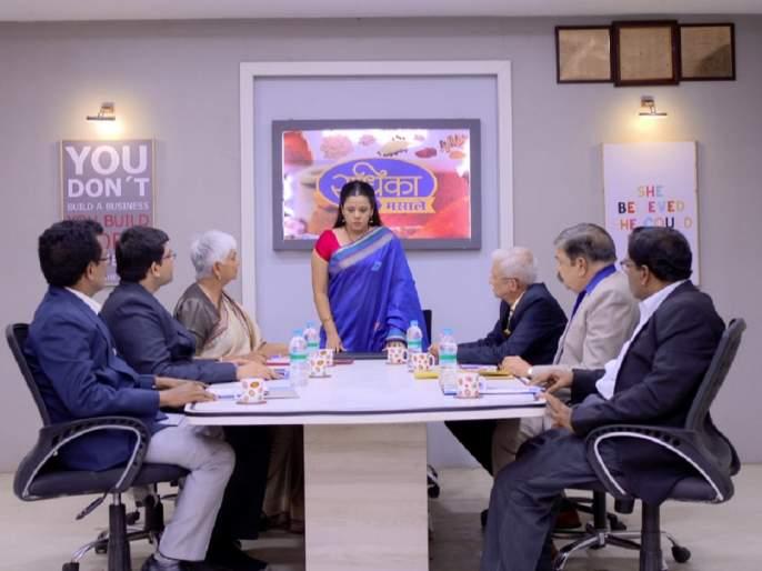 Gurunath will be seo in mazya navryachi bayko | 'माझ्या नवऱ्याची बायको' गुरुनाथ होणार का सीईओ?