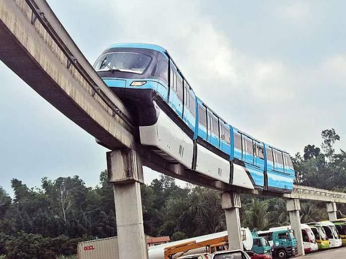 Security costs more than monorail income | मोनोरेलच्या उत्पन्नापेक्षा सुरक्षेवरचा खर्च जास्त