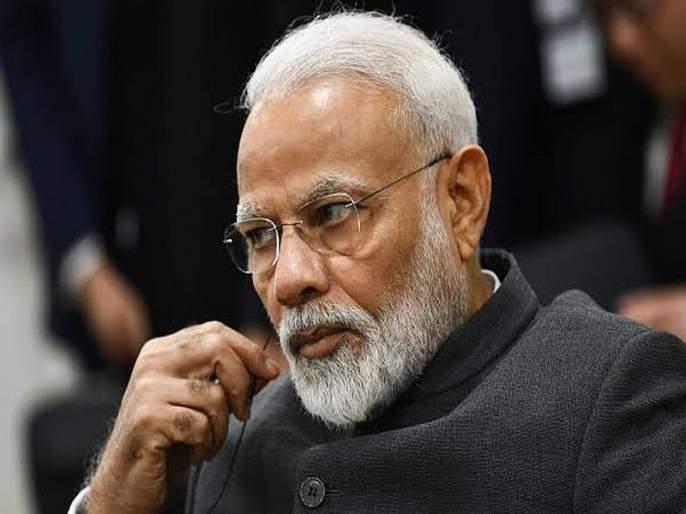 The stone carving for Ram Mandir stopped, Modi advised 'Ha' to the ministers | राममंदिरासाठीच्या दगडाचे कोरीव काम थांबविले, मोदींचा मंत्र्यांना 'हा' सल्ला