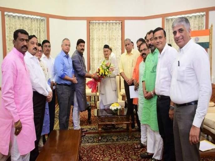 mns delegation will meet governor bhagat singh koshyari on Wednesday | राज्यात ओला दुष्काळ जाहीर करा, मनसेची राज्यपालांकडे मागणी
