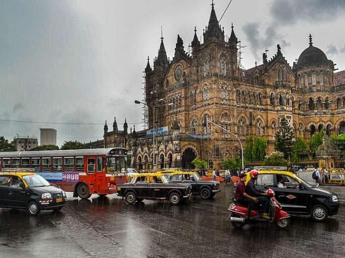 You have rains ... .... come back, 'Monsoon' entered Mumbai   तू ये रे पावसा.... आला रे आला, 'मान्सून' मुंबईत दाखल झाला