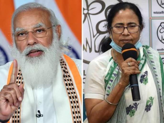 west bengal assembly election 2021 bjp leader amit malviya claims that prashant kishor chats get public | West Bengal Election 2021: मोदींच्या लोकप्रियतेमुळे तृणमूलचा पराभव निश्चित! प्रशांत किशोर यांनी केले मान्य; मालवीय यांचा दावा