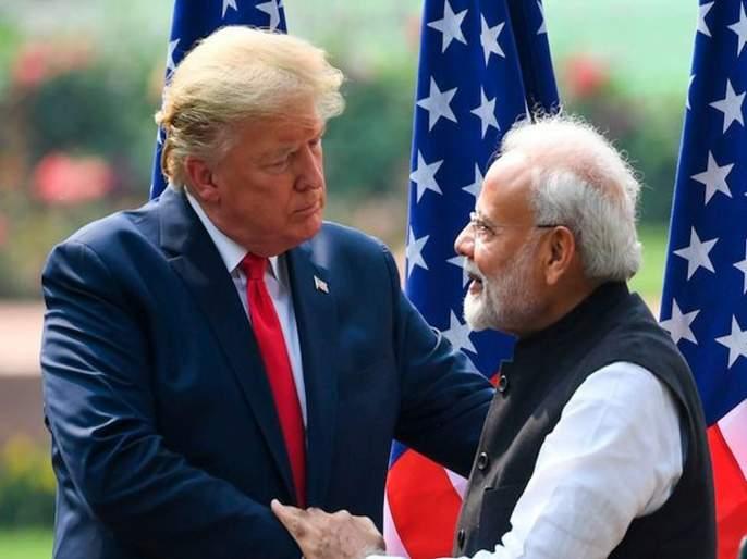 Coronavirus Donald Trump Gave Signs If India Did Not Give Hydroxychloroquine Medicine Us will take action kkg | CoronaVirus: ...तर आम्ही कारवाई करू, जोरदार प्रत्युत्तर देऊ; डोनाल्ड ट्रम्प यांची भारताला धमकी