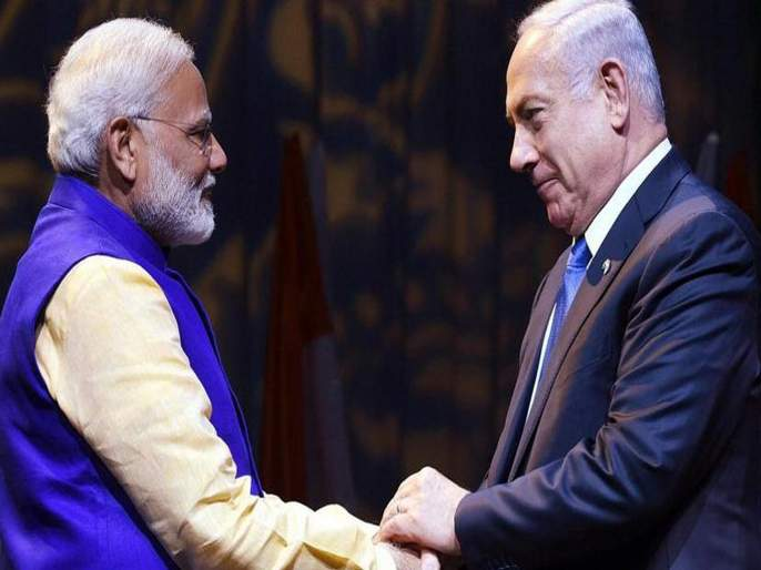 Exit Poll : Narendra Modi's Israeli friend Benjamin Netanyahu in shadow of defeat? | मोदींचा इस्राइली मित्र पराभवाच्या छायेत? एक्झिट पोलनी वर्तवला धक्कादायक अंदाज