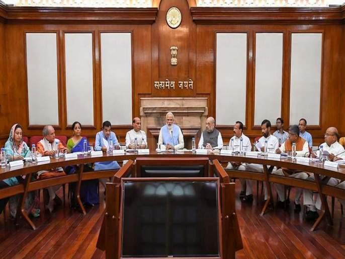 Big decision of Union Cabinet, 10% reservation in Jammu and Kashmir, SC judges increase | मोदी सरकारचे मोठे निर्णय, जम्मू-काश्मीरमध्येही 10 टक्के आरक्षण लागू, सुप्रीम कोर्टातील न्यायाधीशांच्या संख्येत वाढ
