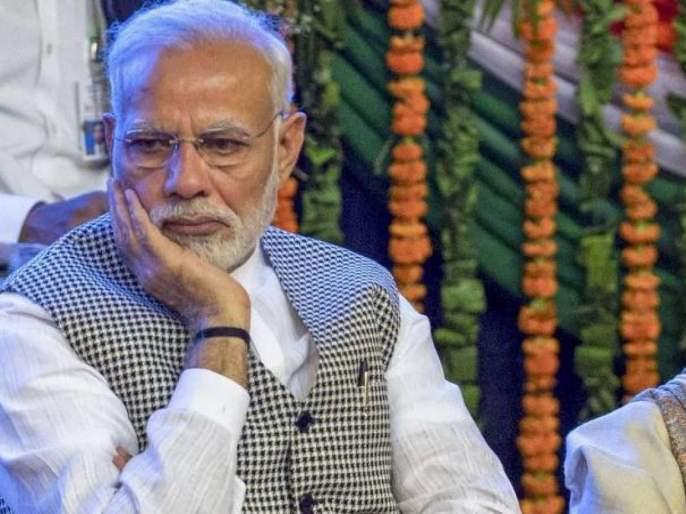 Modi government to borrow Rs 4 34 lakh crore in second half of 2020 21 | मोदी सरकार ४.३४ लाख कोटींचं कर्ज घेणार; कोरोनामुळे आर्थिक अडचणी वाढल्या