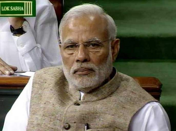 Modi's promise of strong relations with the US | अमेरिकेशी बळकट संबंधांची मोदींची ग्वाहीट