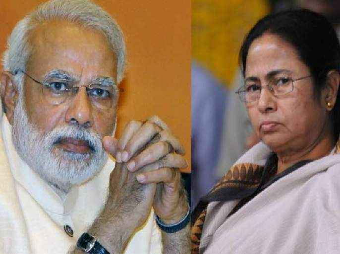 BJP will winning the 'so many' seats in west bengal | Lok Sabha 2019 Exit Poll: ममतांच्या गडाला भाजपा लावणार सुरुंग, 'एवढ्या' जागा जिंकणार