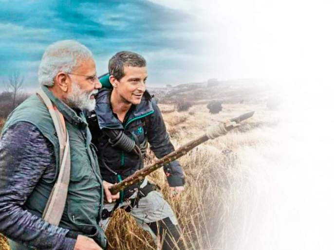 Corbett to Kashmir - Prime Minister Narendra Modi's process of changing the image.. | कॉर्बेट ते काश्मीर