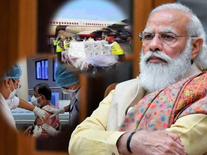 "congress spokesperson dr shama Mohammed slams pm narendra modi corona vaccine to supply other countries second wave in india   ""भारतीयांपेक्षा अधिक लसी परदेशात पाठवल्याची कबुली सरकारनं UN समोर दिलीये, पण जर..."""