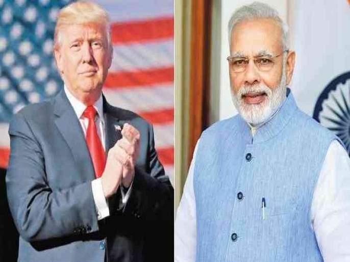 Trump talks with Modi over Kashmir question, criticizes Imran Khan | काश्मीर प्रश्नावरून ट्रम्प यांची मोदींशी चर्चा, इम्रान खानना फटकारले