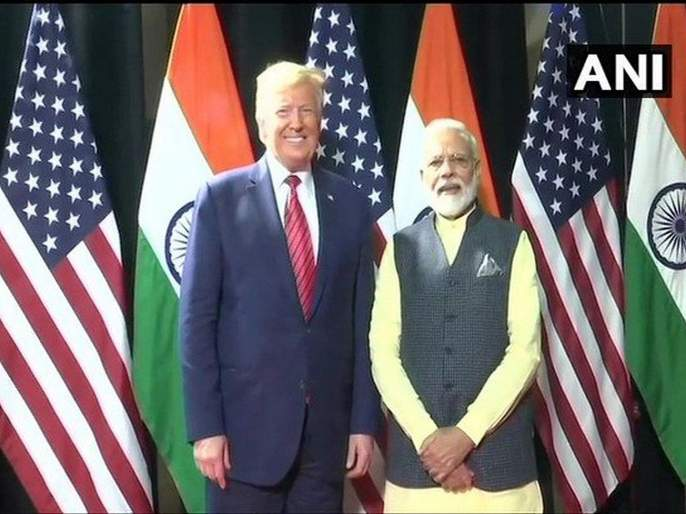 Howdy Modi: Howdy Modi has been discussed in international media | Howdy Modi : आंतरराष्ट्रीय प्रसारमाध्यमांमध्येही 'हाऊडी मोदी'चीच चर्चा, घेतली अशी दखल