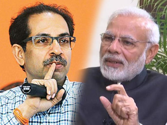 Maharashtra Election 2019: India's situation worse than Pakistan; Shiv Sena surrounded the central government on Hunger issue | Maharashtra Election 2019: पाकिस्तानपेक्षाही भारताची परिस्थिती वाईट; शिवसेनेनं केंद्र सरकारला घेरलं