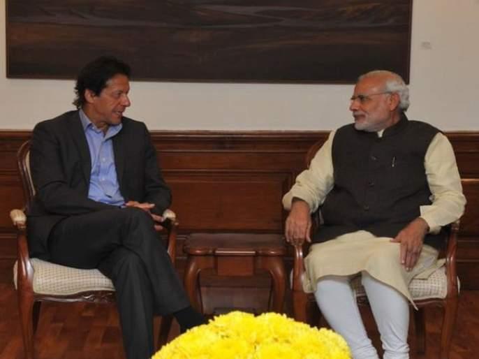 Pakistani Pm Imran Khan Congratulates Pm narendra Modi On Phone For His Electoral Victory | इम्रान खान यांचा पंतप्रधान मोदींना फोन; निवडणुकीतील यशाबद्दल अभिनंदन