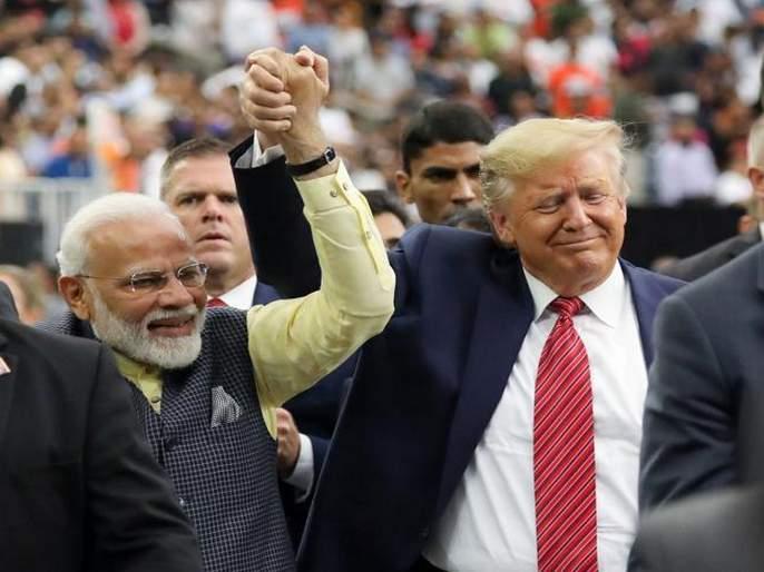 Howdy Modi pm narendra Modi wins hearts in America | Howdy Modi: मोदींनी मनं जिंकली, अमेरिकेत 'हाउडी मोदी'चा गजर