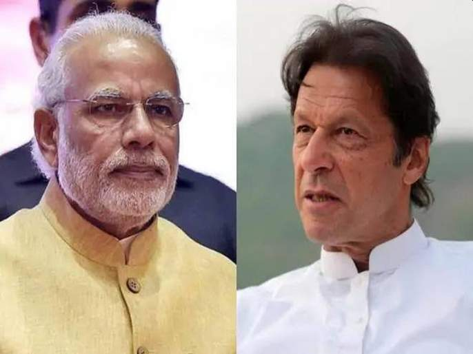 PM Narendra Modi Thanks To Pakistan PM Imran Khan Beacause The Kartarpur Corridor project was completed early.   ...म्हणून पंतप्रधान मोदींनी इम्रान खान यांचे मानले आभार