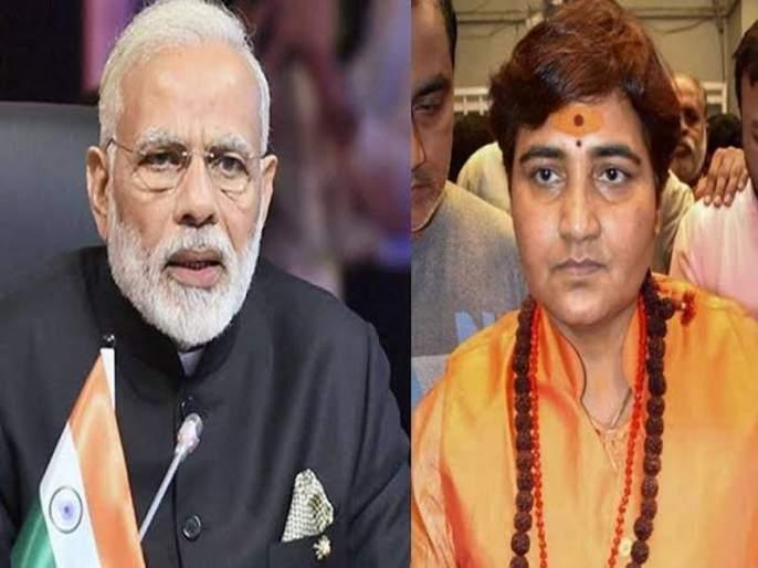 NCP Jitendra Awhad Slams BJP On Pragya Singh Thakur Select defence panel | प्रज्ञा सिंहांच्या 'त्या' वक्तव्यावर मोदी इतके नाराज झाले अन् रागाच्या भरात...; आव्हाडांचा निशाणा